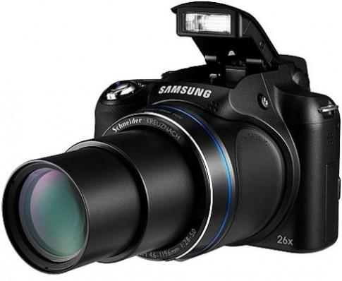 Samsung ra máy ảnh siêu zoom 26x