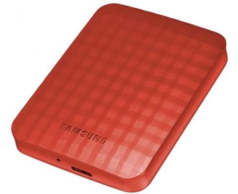 Samsung ra ổ cứng gắn ngoài chuẩn USB 3.0