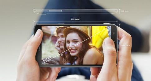 Samsung ra phablet 6 inch giá tốt Galaxy Mega 2
