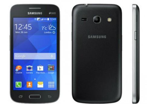 Samsung ra smartphone Android KitKat giá hơn 2 triệu đồng