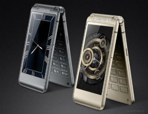 Samsung ra smartphone nắp gập vỏ sò thiết kế như Galaxy Note 5