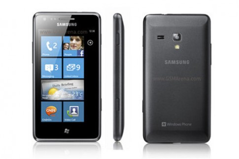 Samsung ra Windows Phone giá rẻ Omnia M