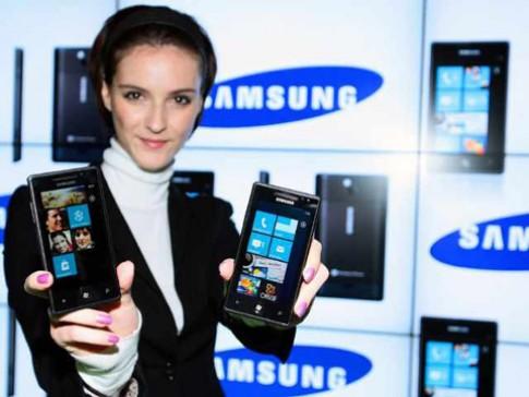 Samsung 'rò rỉ' thông tin smartphone Windows Phone 8