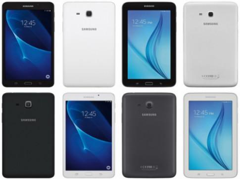 Samsung sắp ra máy tính bảng Galaxy Tab E và Tab A 2016