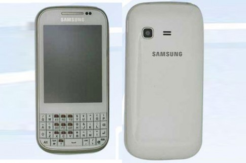 Samsung sắp ra smartphone QWERTY chạy Android 4.0