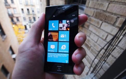 Samsung sẽ có 3 smartphone Windows Phone năm nay
