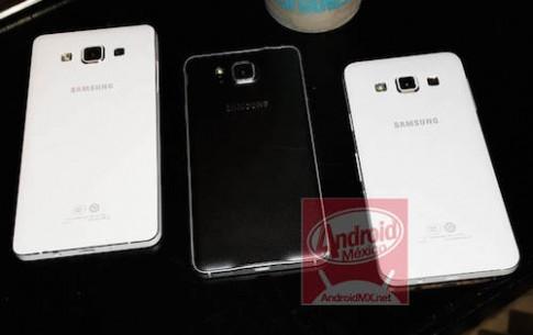 Samsung sẽ ra 3 smartphone khung kim loại giá tốt trong tháng tới