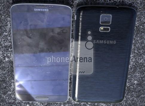 Samsung sẽ ra mắt điện thoại cạnh tranh cùng iPhone 6