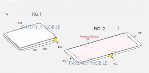 Samsung sẽ ra smartphone màn hình gập đầu năm 2016