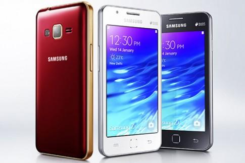 Samsung sẽ ra vài smartphone giá rẻ chạy Tizen