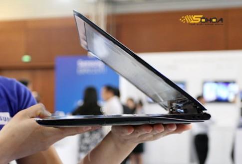 Samsung Series 9 giá 34,9 triệu tại VN