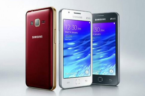Samsung trình làng điện thoại Tizen giá gần 2 triệu đồng