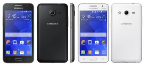 Samsung tung ra loạt Android tầm trung và giá rẻ