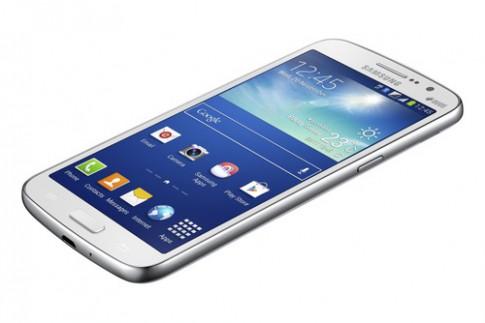 Samsung tung smartphone 2 SIM màn hình lớn Galaxy Grand 2