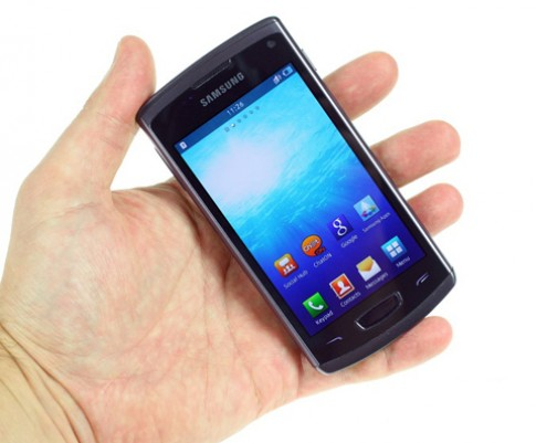 Samsung Wave 3 giá 8,3 triệu đồng
