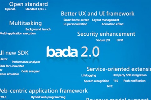 Samsung Wave bắt đầu lên Bada 2.0