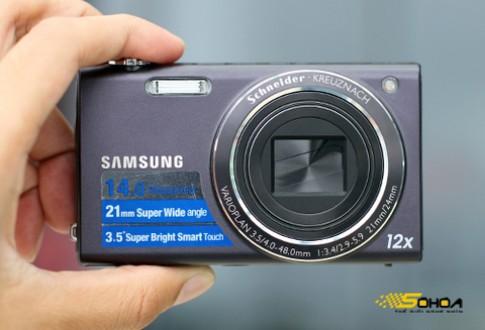 Samsung WB210 - siêu zoom nhỏ gọn
