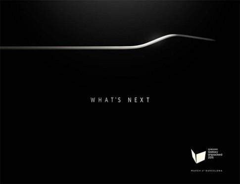 Samsung xác nhận ra mắt điện thoại Galaxy mới tại MWC 2015