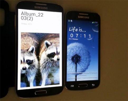 Samsung xác nhận sẽ sớm ra Galaxy S4 Mini