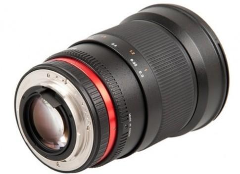 Samyang ra ống 35mm f/1.4 cho Pentax và Sony