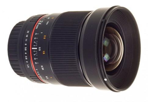 Samyang ra ống kính 24mm f/1.4 ED AS UMC