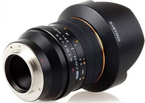 Samyang ra ống kính cho Samsung NX