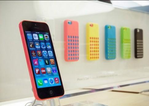 Sản lượng iPhone 5C có thể giảm một nửa