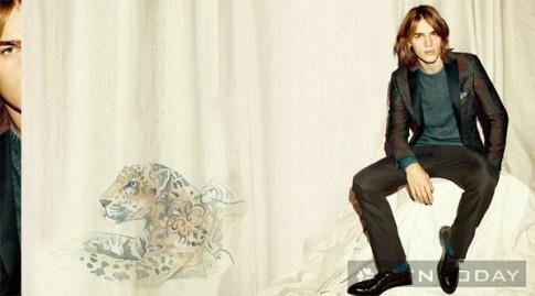 Sang trọng và tinh tế với lookbook thời trang nam thu đông 2013 của Etro