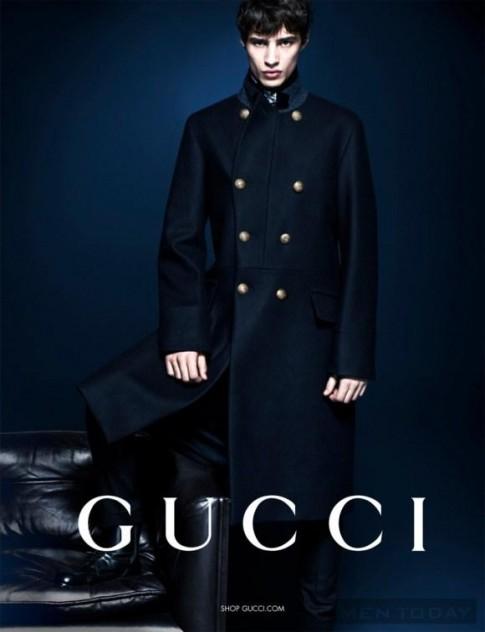 Sang trọng với chiến dịch thu đông 2013 của Gucci