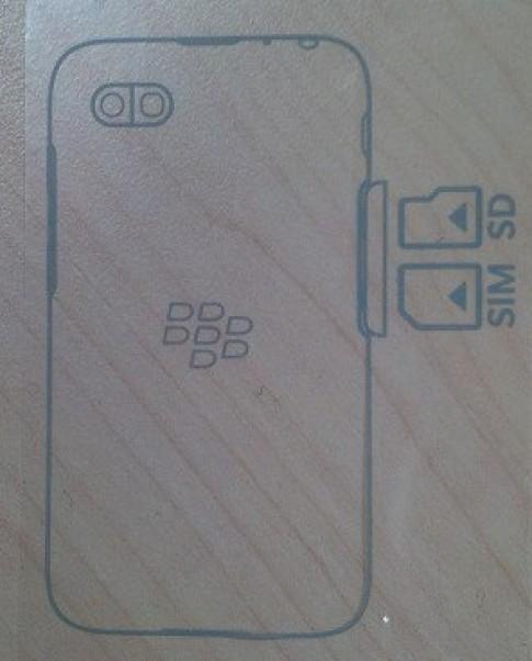 Sắp có điện thoại BlackBerry 10 giá rẻ