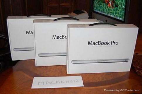 Sắp có MacBook pro mới