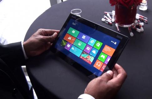 Sắp có tablet mini Windows 8 giá rẻ