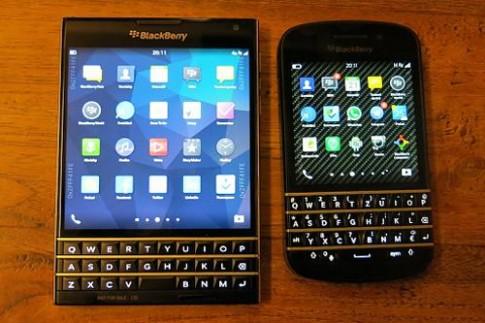 Sẽ có điện thoại BlackBerry giá 'sốc' tại Việt Nam