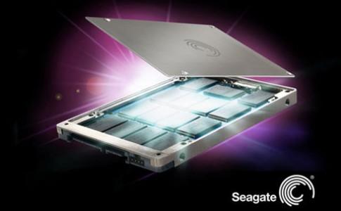 Seagate giới thiệu SSD tốc độ 12Gb/giây