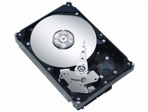 Seagate thiếu hụt ổ cứng trong năm 2012