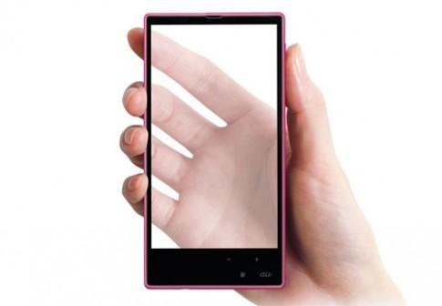 Sharp giới thiệu smartphone Full HD nhỏ gọn cấu hình mạnh