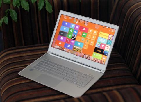 'Siêu phẩm' ultrabook cảm ứng đến từ Acer