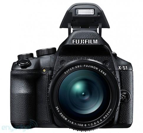 Siêu zoom cao cấp của Fujifilm giá 799 USD