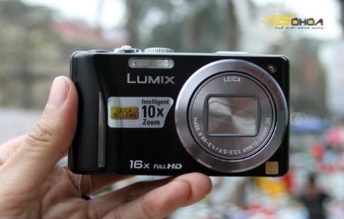 Siêu zoom đa tài Panasonic Lumix TZ20