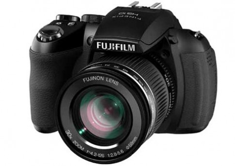 Siêu zoom Fujifilm HS-10