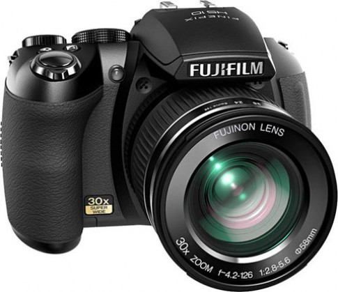 Siêu zoom Fujifilm HS-10 có firmware mới