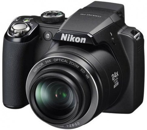 Siêu zoom P90 của Nikon có firmware mới