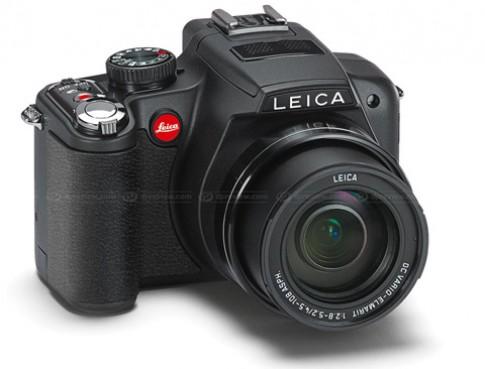Siêu zoom quay video Full HD của Leica
