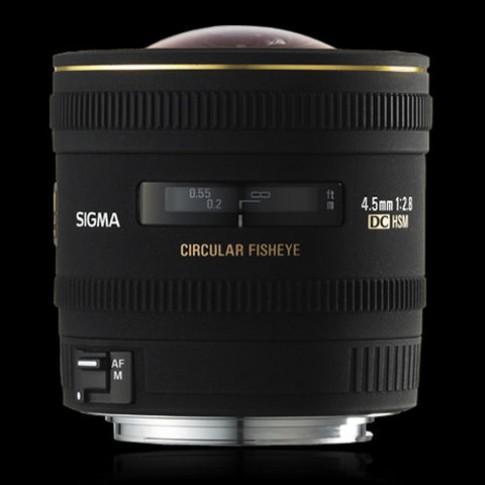 Sigma 4,5 mm - ống fisheye cho dân 'nghiền' ảnh phong cảnh