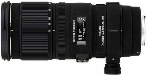 Sigma 70-200mm giá 2.470 USD