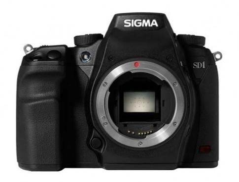 Sigma cải thiện lấy nét, đo sáng trên SD1