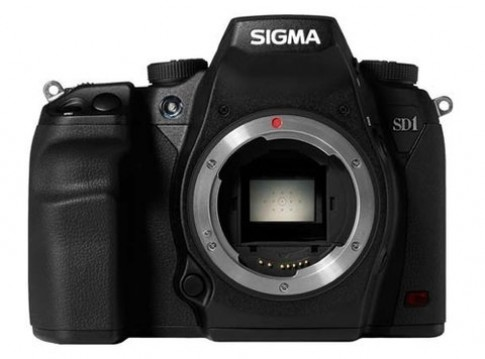 Sigma cập nhập firmware cho SD1