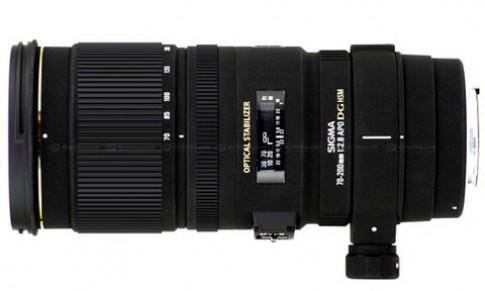 Sigma ra loạt ống kính mới