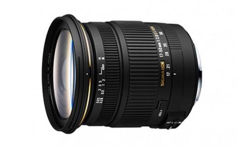 Sigma ra ống 17-50mm F2.8 mới cho máy Sony, Pentax