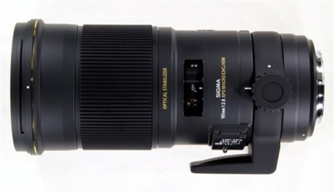 Sigma ra ống macro 180 mm f/2.8